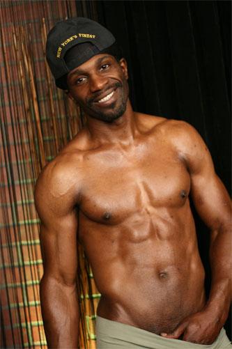 Ruff black gay porn